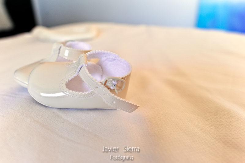 Un bautizo en color blanco - Javier Sierra Fotógrafo
