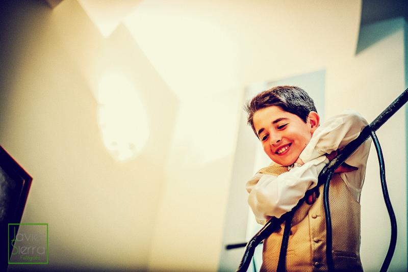 Haz de la comunión de tus hijos un recuerdo de familia divertido y diferente.